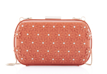 BONIA Special Edition Starsome Clutch - Orange [860221-411-17]