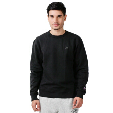 CHAMPION Powerblend Fleece Pullover Crew - Black