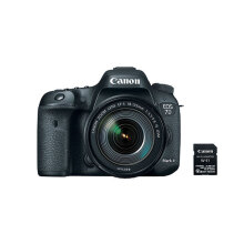 CANON EOS 7D II (G) Kit with EF-S 18-135mm IS USM + W-E1