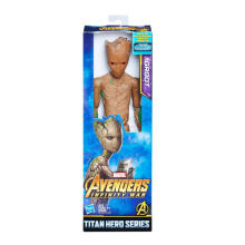 HASBRO 12 In Titan Hero Series Groot AVSE2216
