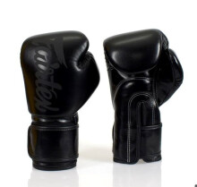 FAIRTEX Boxing Gloves BGV14 SolidBlack