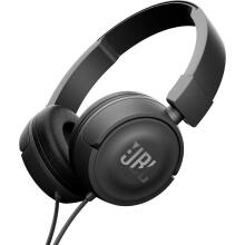 JBL T450 On-ear Headphones - Black - Garansi Resmi