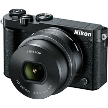 Nikon 1 J5 Kit 10-30mm - Black