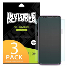 Ringke ID Invisible Defender Full Screen Protector Galaxy S9