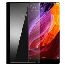 Luanke Tempered Glass Screen Protective Film for Xiaomi Mi MIX Ultra-thin 0.26mm 2.5D 9H Explosion-proof Protector Transparent