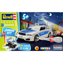 REVELL Police Car - Junior Kit - Multicolor