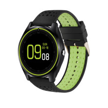 BESSKY V9 Bluetooth 4.0 0.3M Camera Wrist Call  Smart band Pedometer Mate Smart Watch_