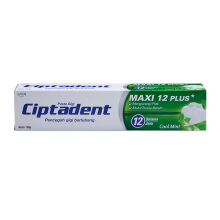 CIPTADENT Toothpaste Cool Tube 190gr