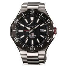 Orient M-Force Delta Automatic Diver 200M Stainless Steel [SEL07002B] Silver