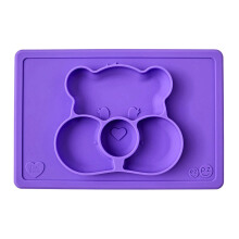 EZPZ Care Bear Mat in Share Bear Purple