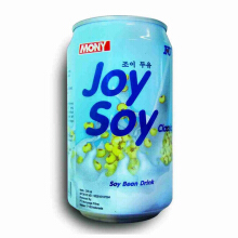 JOY SOY Classic Can 300 ml