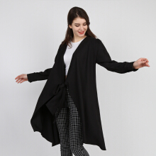 Blanik Valessa Long Cardi Black Black All Size