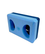 FITPLUS GAMMA GRIP YOGA BRICK - BLUE