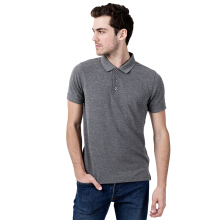 BESUTO Men Premium Polo - Misty Grey