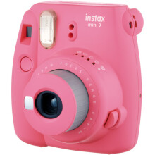 Fujifilm Insatax Mini 9 Instant Camera - Pink Flamingo