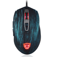 OAC V60 5000 DPI Wired Gaming Mouse 7 Keys Rato com fio Computer Peripherals