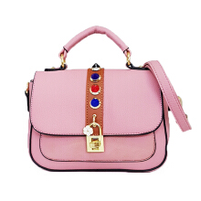 Catriona By Cocolyn Francis sling bag - PINK