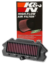 K&N Replacement Filter ER6 Ninja 650 KA-6512