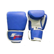 Stamina Boxing Gloves PRO 12 oz Blue Biru