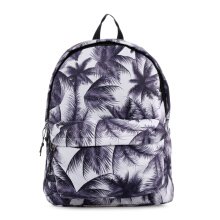 VOITTO Backpack 1716 Palm Trees - White