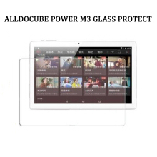 ALLDOCUBE/CUBE Power M3 Tempered Glass Films Screen Protector Light Grey