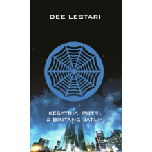 SUPERNOVA #1: KPBJ - NEW - Dee Lestari - BT-533