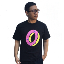 ODD FUTURE Donut O Black