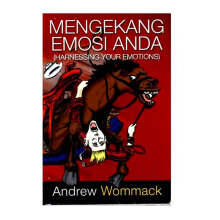 Mengekang Emosi Anda by Andrew Wommack - Religion Book
