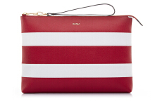 BONIA The Line iPad Case - Red [860170-801-04]