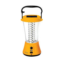 MEVAL Lampu Emergency EML with Solar Panel - Putih [60 LED]