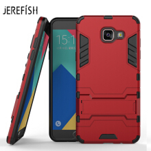 JEREFISH For case Samsung Galaxy A5 2016 cover Slim Robot Rubber Case For Samsung Galaxy A5 2016 Case For Samsung A5 2016 A510