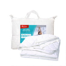 Mattress Protector 100 x 200 White