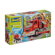 REVELL Police Truck - Junior Kit - Multicolor