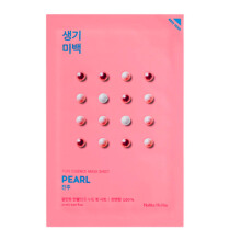HOLIKA HOLIKA Pure EssenceMask Sheet - Pearl