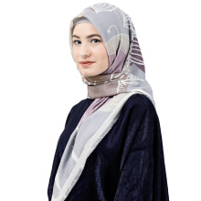 RUMAH AYU X BUTTONSCARVES Kanna Scarf- Amethyst [All Size]