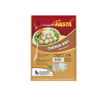 FIESTA Paket Chicken Meatball 500 Gr (3 Pcs)