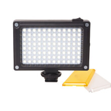 Ulanzi NEW 96 LED Panel Video Light Photo Fill Light on Camera Video Black