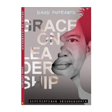 Grace on Leadership by Daud Putranto - Religion Book