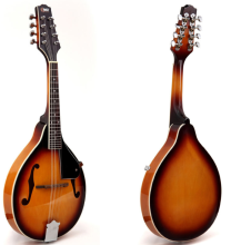 M&T 8-String Mandolin M1 Sunset color