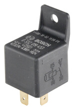BOSCH Portugal Mini-Relay 12V 30A 4 Pins (0332019453)