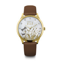 Elle ES20087S05X Gold Brown