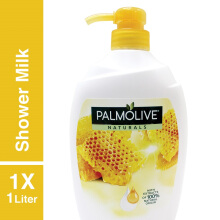 PALMOLIVE Sabun Mandi Milk & Honey 1L