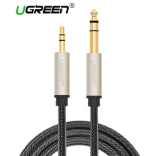 UGREEN 3.5mm to 6.35mm Adapter Jack Amplifier Audio Cable