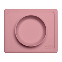 EZPZ Mini Bowl in Nordic Blush