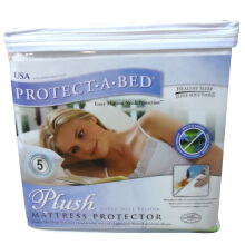 PROTECT A BED Pelindung Matras - Plush - 45x160x200cm