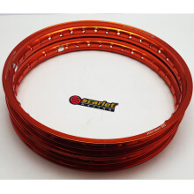 SCARLET RCAING -velg motor -uk 17-160/140 type WR shape orange Others