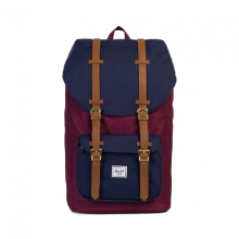 HERSCHEL Little America Backpack 10014-01575-OS (25L) - Uni Wine
