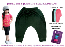 Jobel 3/4 Pants Black Edition