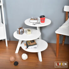 Meja Tamu / Tripod Table - LIVIEN FURNITURE