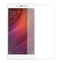 Nano Explosion-proof Protective Film for Xiaomi Redmi Note 4 0.3mm Ultra-thin 9H Anti-fingerprints Screen Protector Transparent